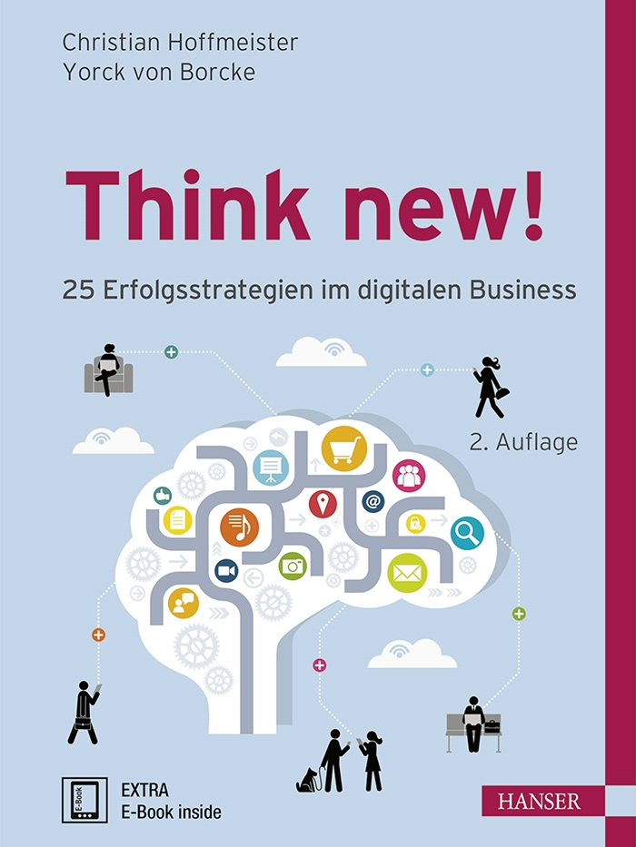 Book cover - Think new!